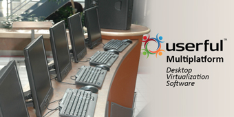 Userful Multiplatform Desktop Virtualization Software